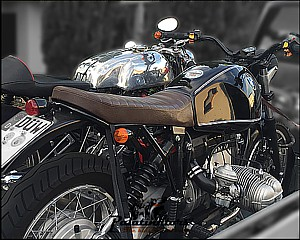 BMW R 100 R Roadster-Umbau