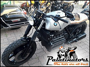 "BMW K 100 ""FLYING BRICK"""